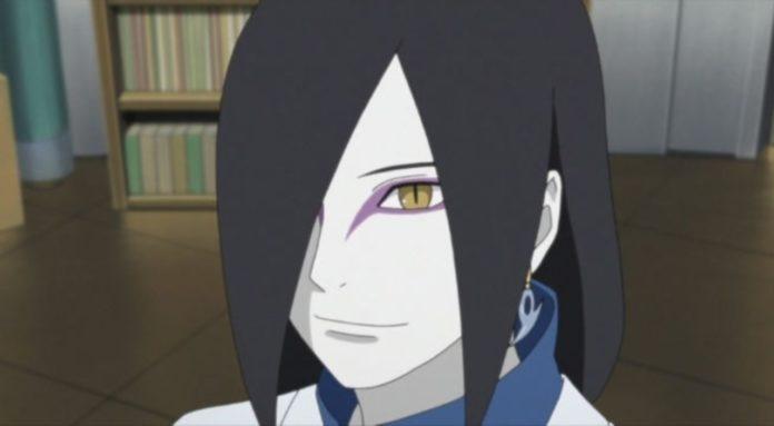 Orochimaru, vilão do anime Naruto