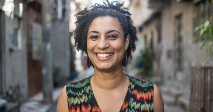 A vereadora do PSOL Moarielle Franc