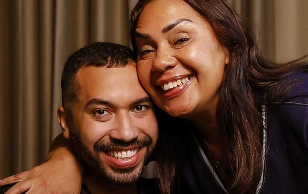 Gilberto e Dona Jacira